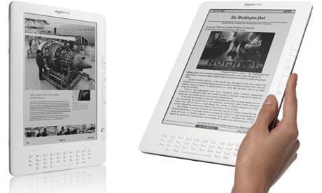 Kindle DX (Foto: Divulgação)