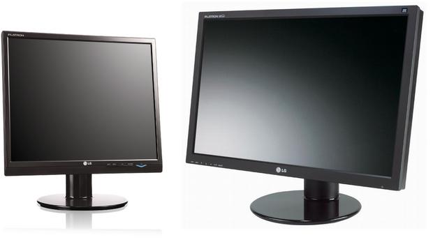 Monitores 4:3 (normal) e 16:9 (widescreen) (Foto: Reprodução/Paulo Higa)
