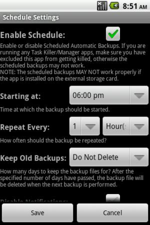 SMS Backup & Restore (Foto: Divulgação)