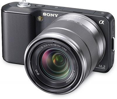 Sony NEX-3K (Foto: Divulgação)