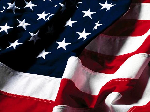 Bandeira dos EUA (Foto: Reprodução)