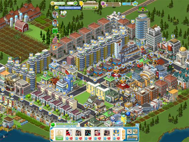Já jogou o CityVille no Facebook? (Foto: Reprodução)