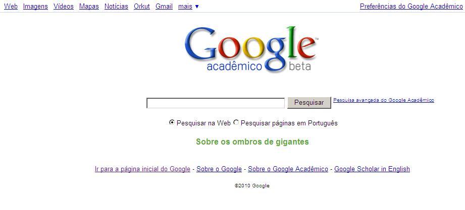 Realize pesquisas escolares no Google Acadêmico (Foto: Divulgação)