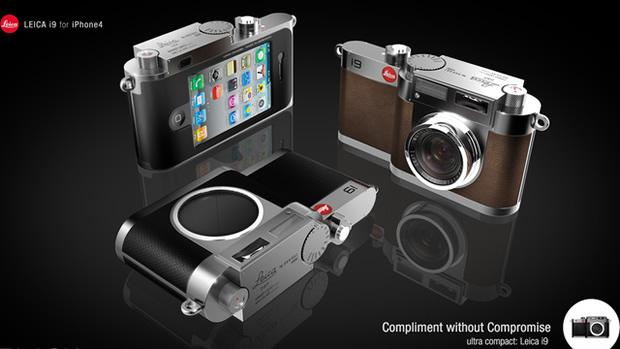 iPhone transformado em câmera profissional (Foto: Divulgação)