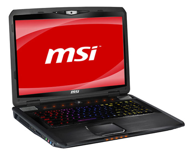 MSI GX780 (Foto: Divulga&#231;&#227;o)