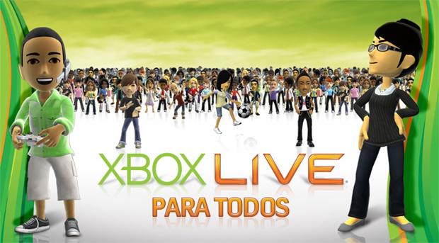 Xbox LIVE para todos, até os banidos (Foto: Divulgação)