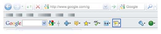 A barra de ferramentas do Google agiliza sua busca (Foto: Divulgação)