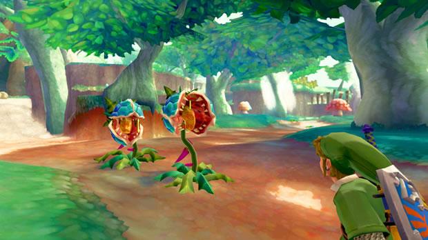 The Legend of Zelda: Skyward Sword (Foto: Divulgação)