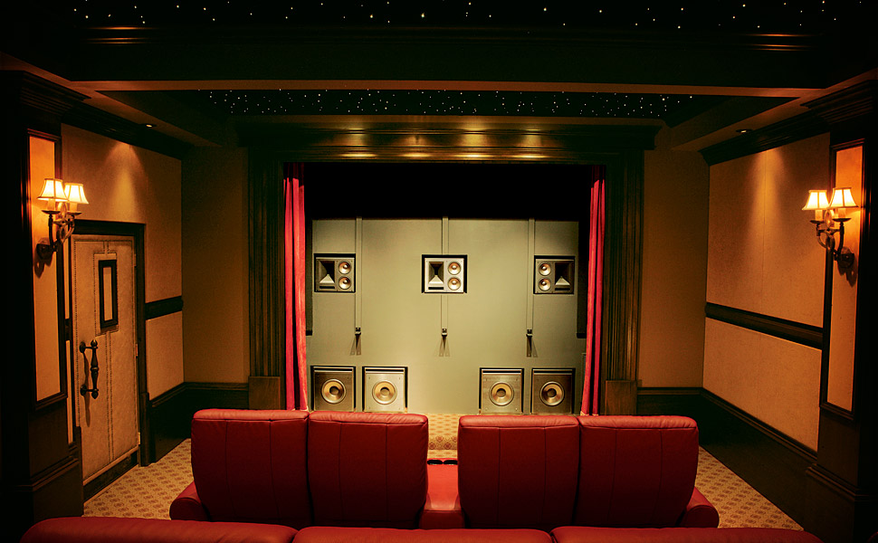Klipsch THX Ultra2 Home Theater System. (Foto: Divulgação)