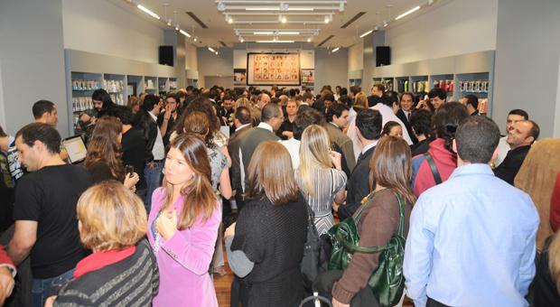 Inauguração da MyStore (Foto: Divulgação)