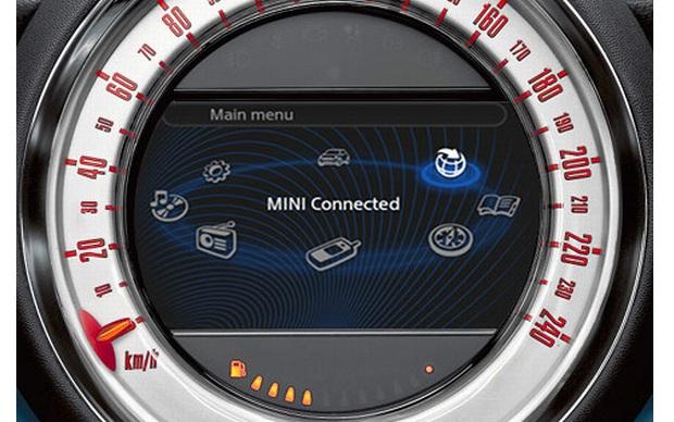 Mini Connected (Foto: Divulgação)