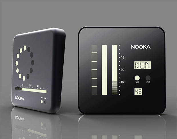 Nooka, relógio de parede (Foto: Divulgação)