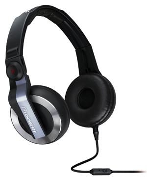 Fones de ouvido da Pioneer  (Foto: Divulgação)