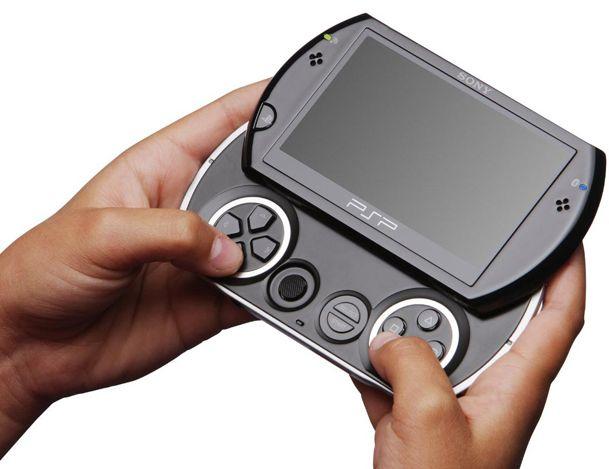 É o fim do PSP Go (Foto: Divulgação)