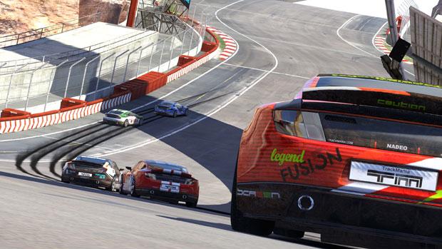 TrackMania (Foto: Divulgação)