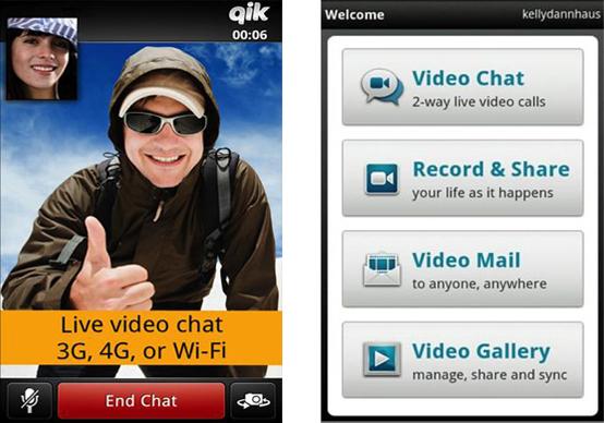 Qik Video Connect (Foto: Divulgação)