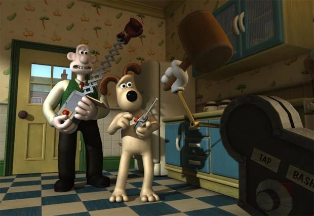 Wallace & Gromit's Grand Adventures (Foto: Divulgação)
