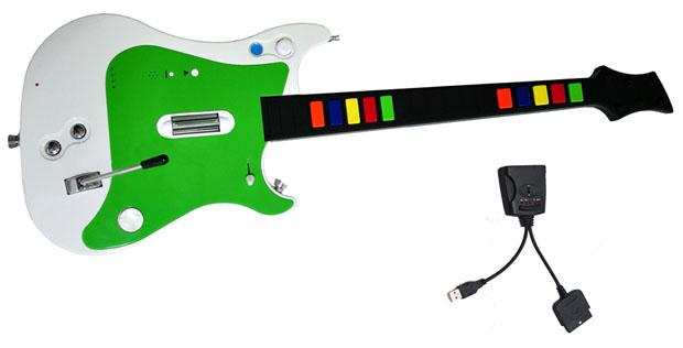 Guitarra 4 em 1 Wireless PlayControl (Foto: Divulgação)
