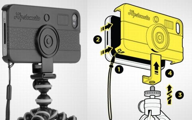 Seu iPhone vira uma câmera retrô (Foto: Divulgação)