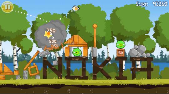 Angry Birds Magic (Foto: Divulgação)