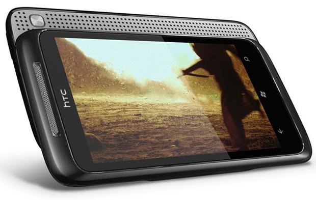 HTC Surround (Foto: Divulgação)