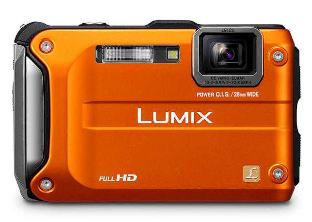 Lumix DMC-FT3 (Foto: Divulgação)