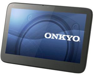 Tablets da Onkyo (Foto: Divulgação)