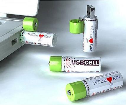 Royal USB Batteries (Foto: Divulgação)