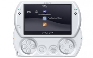 PSP Go (Foto: Divulgação)