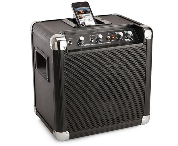 Tailgater, um amplificador para iPhone e iPod (Foto: Divulgação)