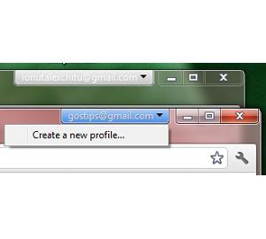 Múltiplos perfis no Google Chrome (Foto: Divulgação)