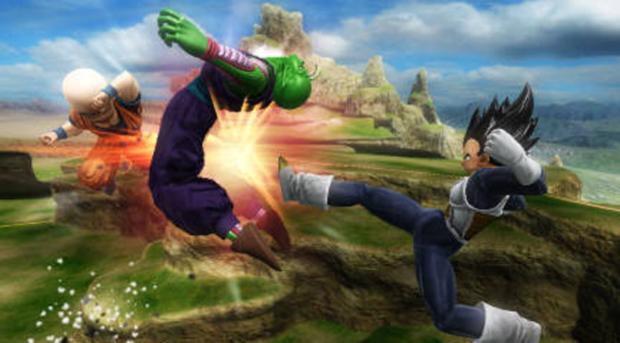 Dragon Ball Zenkai Battle Royal para fliperamas (Foto: Divulgação)