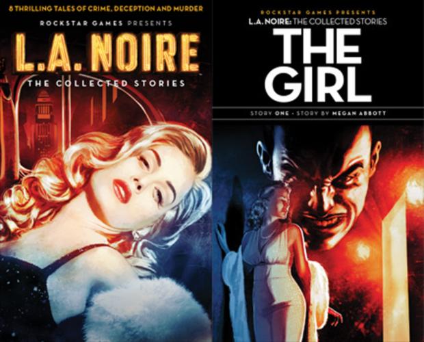 L.A. Noire: The Collected Stories e seu primeiro capítulo, The Girl, por Megan Abbott  (Foto: Divulgação)