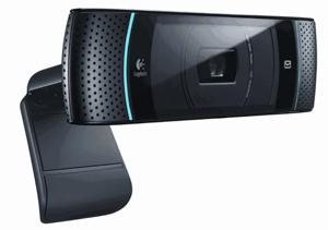 Webcam Logitech com Skype (Foto: Divulgação)