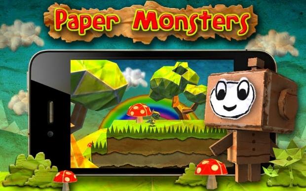 Paper Monsters (Foto: Divulgação)