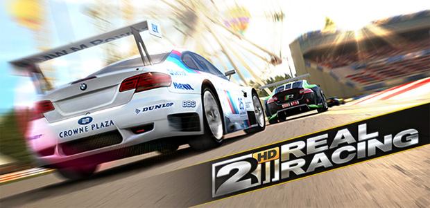Real Racing 2 (Foto: Divulgação)