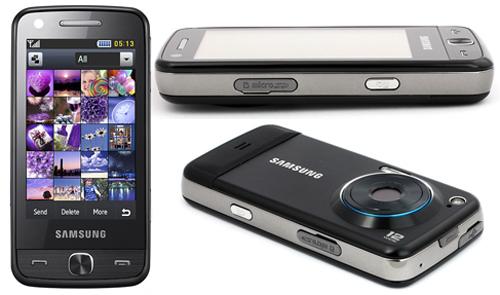 Samsung Pixon 12 GT (Foto: Divulgação)