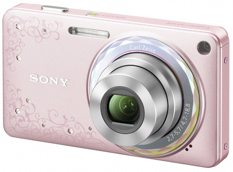 Sony Cyber Shot Desire W350D (Foto: Divulgação)