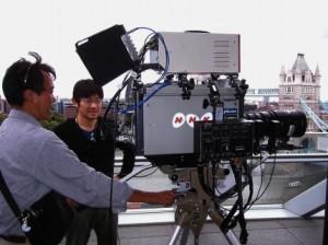 Câmera supervision 8k (Foto: Divulgação/NHK)