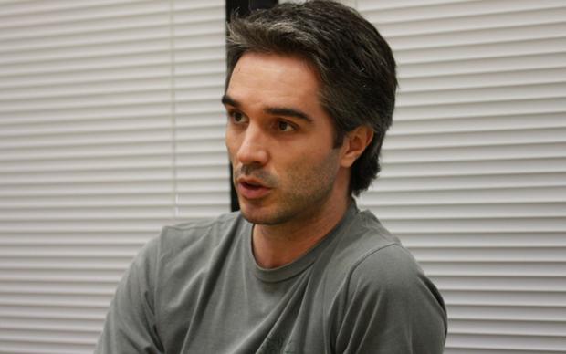 Cristiano Gualda (Foto: Allan Melo / TechTudo)