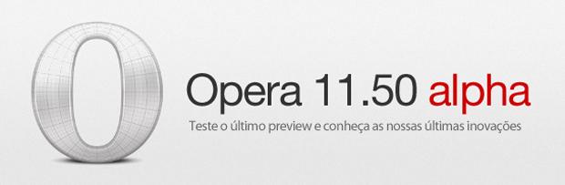 Opera Next (Foto: Divulgação)