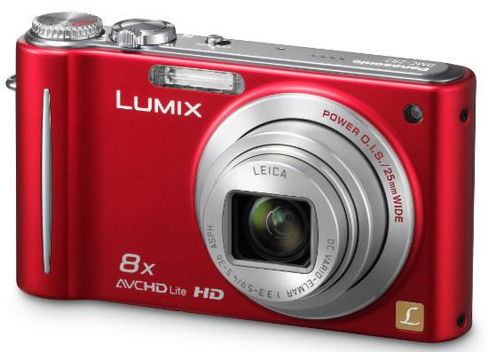 Panasonic Lumix DMC-ZR3  (Foto: Divulgação)