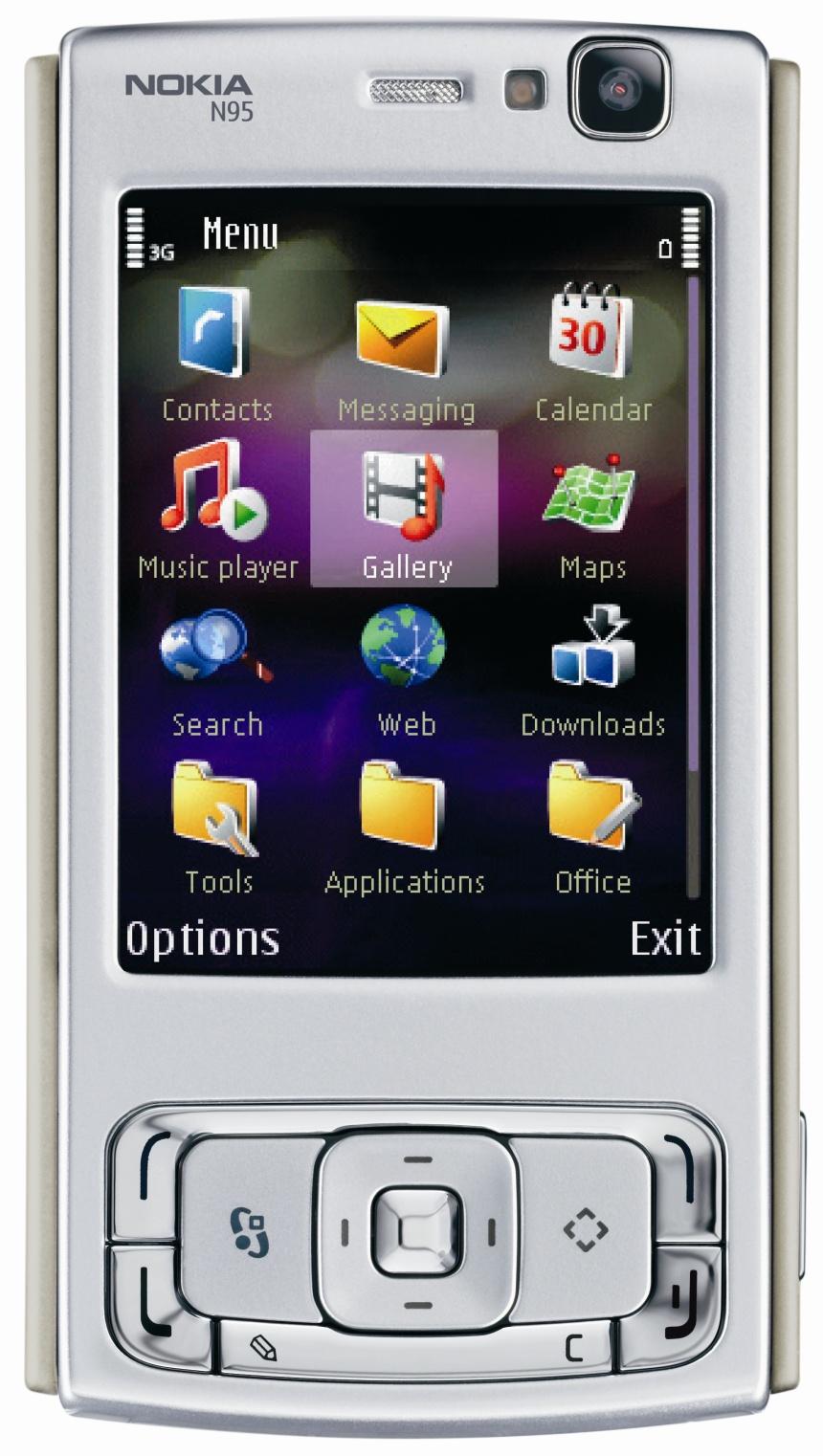 Você pode ter o Skype no seu N95 ou em outro aparelho Symbian (Foto: Divulgação)
