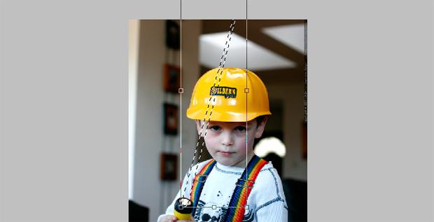 Criando um sabre de luz no Photoshop (Foto: Reprodução/TechTudo)