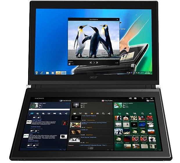 Acer Iconia (Foto: Divulgação)