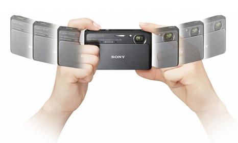 Sony DSC-TX9 2 (Foto: Divulgação)