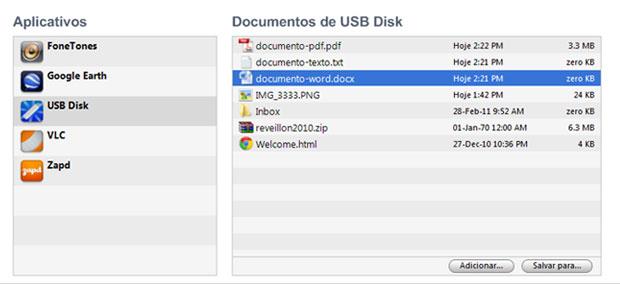 USB Disk (Foto: Divulgação)