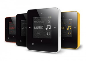 Novo MP3 player da Creative (Foto: Divulgação)