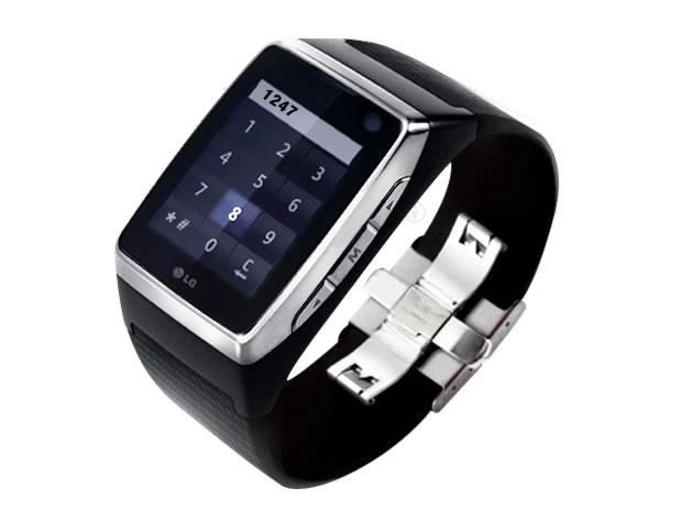 LG Watchphone (Foto: Divulgação)