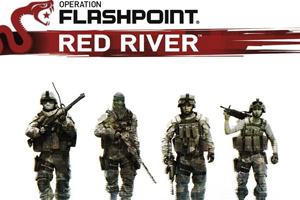 Operation flashpoint red river (Foto: Divulgação)